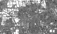 Old Map of Hammersmith, 1893 - 1894