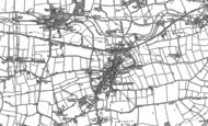 Old Map of Harleston, 1883 - 1903