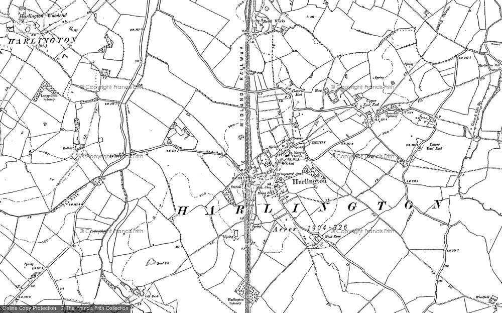 Harlington, 1881 - 1882