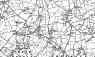 Old Map of Hartgrove, 1900 - 1901