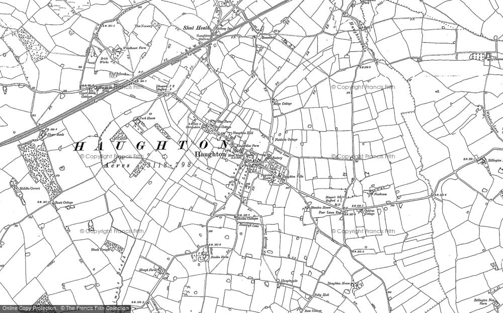 Haughton, 1880 - 1882