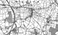 Old Map of Heath, 1877 - 1897