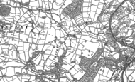 Old Map of Heighley, 1878 - 1898