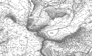Old Map of Helvellyn, 1897 - 1898
