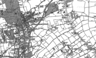 Old Map of Hemel Hempstead, 1897 - 1922