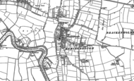 Old Map of Hemingbrough, 1889 - 1890