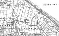Old Map of Hempstead, 1905