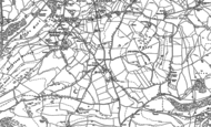 Old Map of Henley, 1887