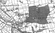 Old Map of Herringfleet, 1884 - 1904