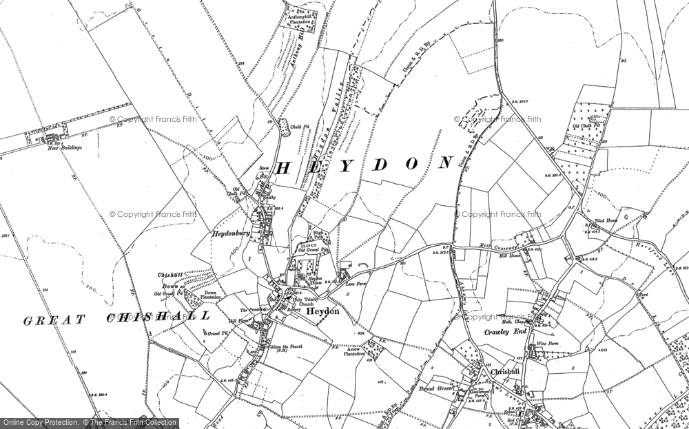Heydon, 1885 - 1901