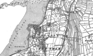 Old Map of Heysham, 1910 - 1931