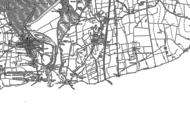 Old Map of High Casterton, 1897 - 1911