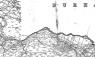 Old Map of High Force, 1912