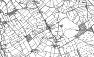 Old Map of High Hesket, 1898 - 1899