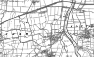 Old Map of High Marnham, 1884 - 1899