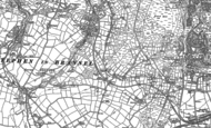 Old Map of High Street, 1879 - 1906