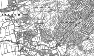 Old Map of Highwood, 1895 - 1908