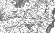 Map of Hillhead, 1904 - 1938