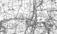 Old Map of Holbrook, 1897