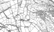 Old Map of Holburn, 1897