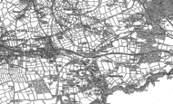 Old Map of Holmbush, 1881 - 1906