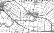 Map of Holywell, 1900 - 1901