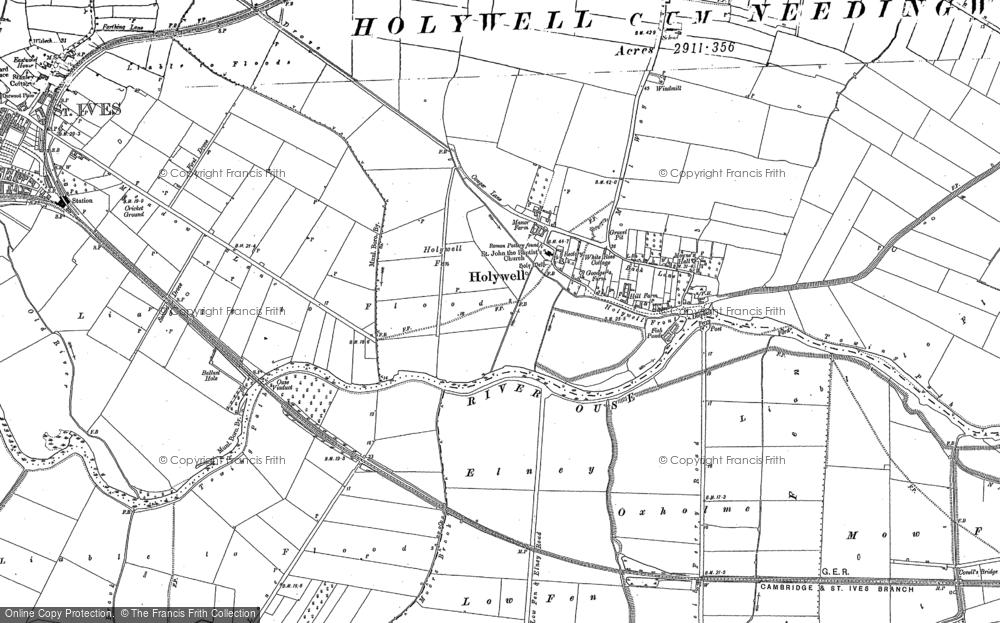 Holywell, 1900 - 1901
