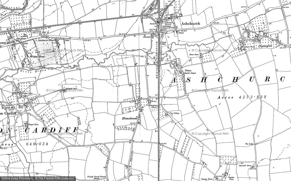 Homedowns, 1883 - 1901