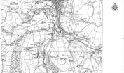 Old Map of Horwich End, 1907