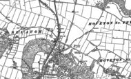 Old Map of Hoveton, 1880 - 1881