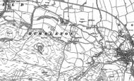 Old Map of Humbleton, 1896 - 1897