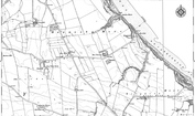 Old Map of Hunmanby Gap, 1889 - 1909