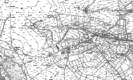 Old Map of Hurst, 1891 - 1892