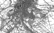 Old Map of Hyde Park, 1890 - 1904