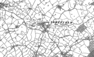 Old Map of Ightfield, 1879