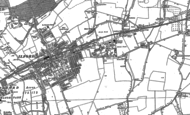 Old Map of Ilford, 1894 - 1895