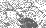 Old Map of Ince Blundell, 1892 - 1906