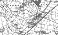 Old Map of Ingatestone, 1895