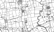 Old Map of Ingleby, 1885