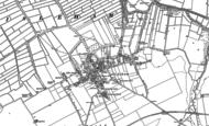 Old Map of Isleham, 1900 - 1901