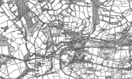 Old Map of Kenfig Hill, 1897 - 1914