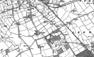Old Map of Kenwick Hall, 1886 - 1888