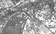 Old Map of Kew, 1893 - 1894