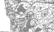 Old Map of Kilcot, 1903