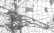 Old Map of Kilton, 1897