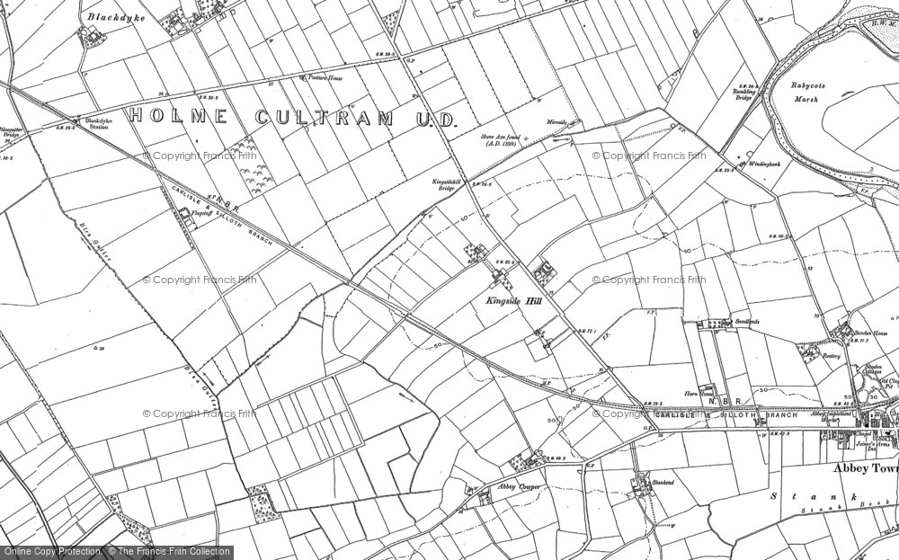 Old Maps of Flagstaff Francis Frith