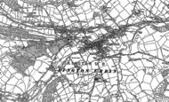 Old Map of Kington, 1902