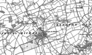 Old Map of Kington St Michael, 1899 - 1919