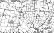 Old Map of Kinninvie, 1896