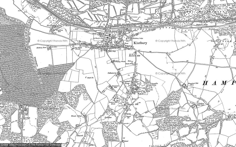 Kintbury, 1899 - 1910